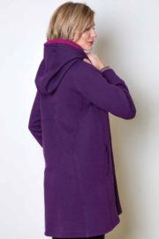 EV2008 hoodie back
