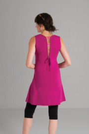 Salsa Dress back view 62
