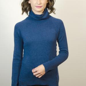 womens-blue-sweater