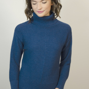 womens-blue-sweater