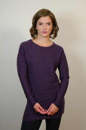 womens-purple-tunic-dress