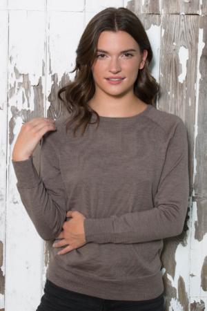 Merino Perfect Crew Sweater